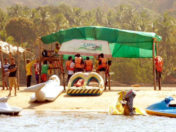Avisa Nila Beach Resort, Malvan - Water Sports